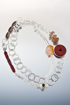 Janis Kerman | ONE OF A KIND NECKLACE