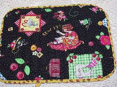 Quilt it - Sew it fabric design made a really cute crochet hook holder. Check it out in my ebay store  http://www.ebay.com/itm/Quilted-crochet-hook-case-holder-using-Quilt-Sew-Cotton-Fabric-/400453184090?pt=LH_DefaultDomain_0=item5d3cdeaa5a