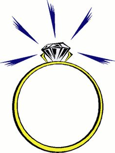 engagement ring outline clip art 2 pinteres rh pinterest com free clipart engagement ring engagement ring clipart black and white