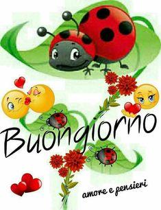 guten morgen auf italienisch
