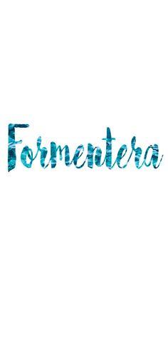 We love Formentera