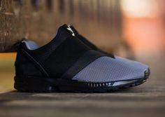 "adidas Originals ZX Flux Slip-On ""Granite"""