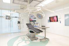 Sala operacyjna, Śmigiel Wykładzina Colorex
