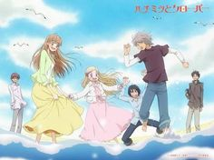 I may be a little late in saying this, since it has already been almost a decade since the original run, but Honey and Clover is certainly a must-watch for all young adults. The themes. Honey And Clover, Animation, Slice Of Life, Anime, Fictional Characters, Image, Young Adults, Character Art, Appreciation