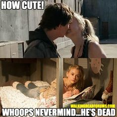Beth Greene has a Boyfriend!