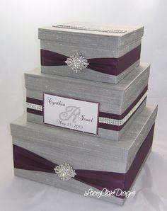 wedding gift card boxes wedding gift box bling card box rhinestone by