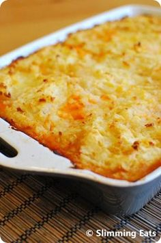 Shepherds Pie | Slimming Eats - Slimming World Recipes my mother in law makes a fabulous shepards pie i have been dying to find my own good recipe i will have to try this one