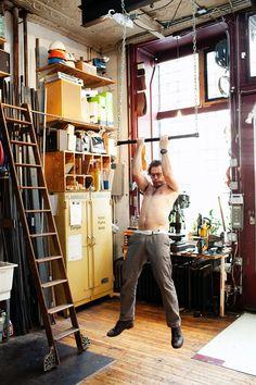 tom sachs studio