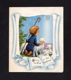 Christmas Card ~ (DA 44)