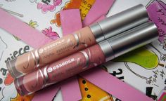 Review: Essence XXXL Nudes Lipgloss (Nude Kiss en Pure Beauty)
