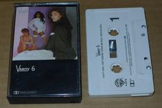 Sale VANITY 6 Cassette Tape 1982  Produced by by BonanzaRecords, $4.50