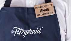 The Fitzgerald Burger Company. Global identity. on Branding Served