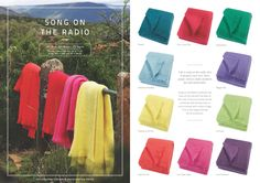 SONG ON THE RADIO  Like a song on the radio stirs a memory once lost, these poppy classics make moments fun and memorable