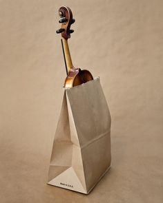 Em Utah ninguém pode andar na rua com um saco de papel com um violino dentro