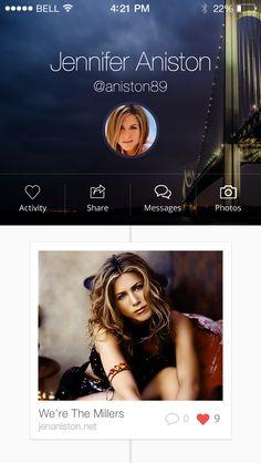 Profile App