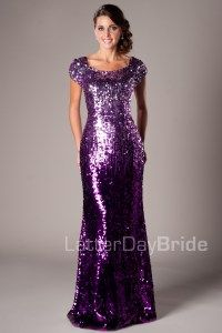 Modest Prom Dresses : Avalynn -Mormon LDS Prom Dress   Modest Prom ...