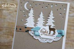 Carols of Christmas Bundle with Star of Light - all from Stampin' Up!