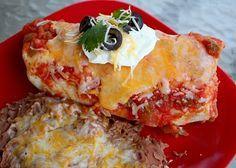 Chicken Avacado Enchiladas