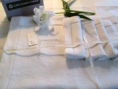 Tablecloth hand stitched Tablecloth gift for by linenartisan, €120.00