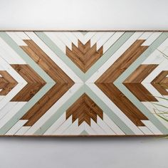 Modern Wooden Wall Art - Perfect focal point for your wall or for a space that n. ♡ Modern Wooden Wall Art - Perfect focal point for your wall or for a space that needs something special and unique to enliven it. Each piece is made ex. Diy Wood Projects, Wood Crafts, Woodworking Projects, Fine Woodworking, Woodworking Patterns, Wall Art Crafts, Woodworking Equipment, Woodworking Joints, Woodworking Machinery