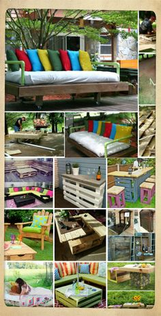 Reusing or recycling wooden pallets in indoor or outdoor furniture has become very popular with people all over the world. It's not just because you make a fun project, but because you can quickly create a highly functional sofa, coffee table or other things for your garden. And you will...