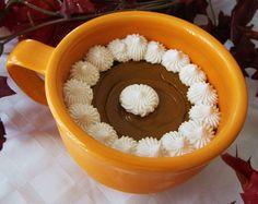 Pumpkin Pie in a Mug