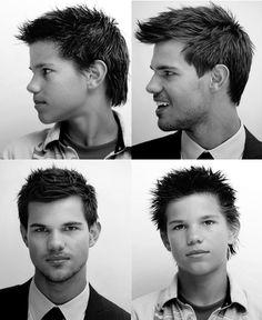 Evolution Of Taylor Lautner