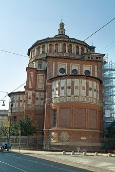 Santa Maria de la Grazia - Bramante