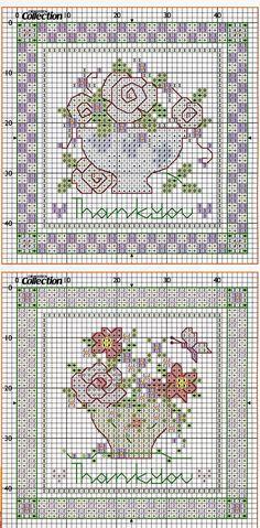 Sunshine Cards 3/4 Cross Stitch Cards, Cross Stitch Flowers, Cross Stitch Patterns, Cross Stitch Collection, Garden Theme, Planting Flowers, Crossstitch, Mini, Sunshine
