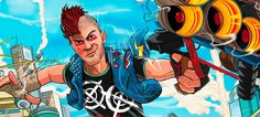 Sunset Overdrive 2 Leaked By Amazon Italy