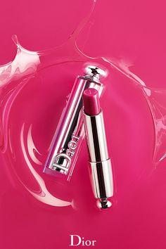 SimonNozaki — dior:   Dior Addict, the new lipstick