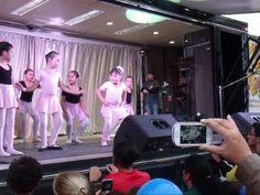 Ballet Infantil - Caravana Cultura - Bailarina