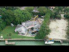 Pablo Escobar Miami Mansion