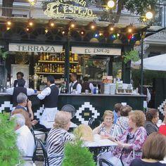 El Espejo is one of the best restaurants in Madrid, Spain