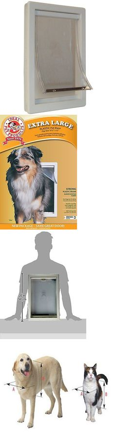 Doors And Flaps 116379 15x20 Super Large Ideal Pet Products
