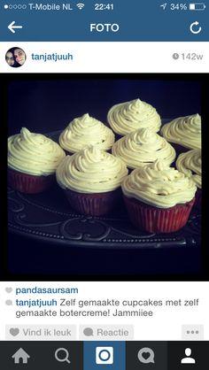 Oude foto, maar wat waren ze lekker! #cupcakes