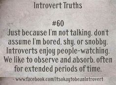 Introvert Truths #60