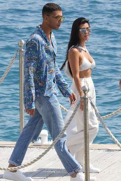 KourtneyKPictures | Kourtney Kardashian — Kourtney at Eden Roc Hotel in Antibes, France -...