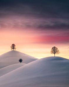 Sᴇɴᴀᴅ Hᴀʟɪᴍɪ (@senad.photography) • Instagram fotoğrafları ve videoları Land Scape, Beautiful Images, Landscape Photography, Photo Art, Wonderland, Sunrise, Clouds, Gallery, Pictures