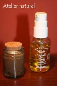 L'huile de nigelle pour peau mixte ou acné-recettes