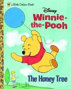 Little Golden Book: Winnie-the-Pooh The Honey Tree