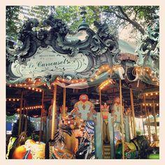 le carrousel, bryant park