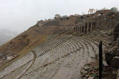 rain on greek ruins - Google Search