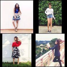 Nadine Lustre as a fashion icon Diva Fashion, Asian Fashion, Fashion Beauty, Fashion Ideas, Fashion Trends, Nadine Lustre Fashion, Jadine, Partners In Crime, Luster