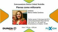 Evento :Piensa Como Millonario en Medellin