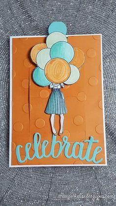 Anleitung für Ziehkarte - persönlich überbracht - Stempelkeller Pop Up Cards, Love Cards, Birthday Card Pop Up, Stampin Up Anleitung, Diy Bookmarks, Slider Cards, Bday Cards, Stampin Up Catalog, Bullet Journal