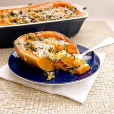 ... Main Dishes on Pinterest | Butternut squash, Squashes and Squash bread