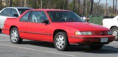 One of two Chevy Lumina I had at same time