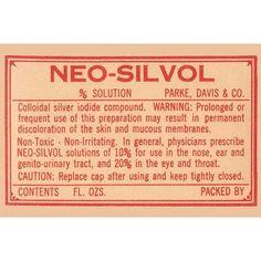 Buyenlarge 'Neo-Silvol' Textual Art Size: