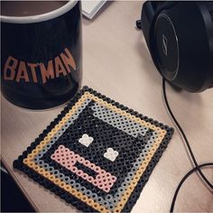 Superhero Patterns | Hama Bead Patterns